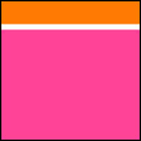 Fiji Pink/Orange/White
