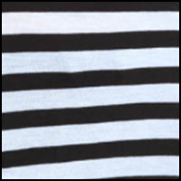 Black Yarn Dye Stripe