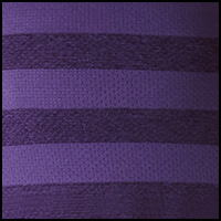 Pin Dot Stripe Purple