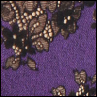 Black/Dark Violet