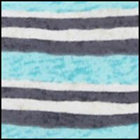 Blue Stripe w/ Green