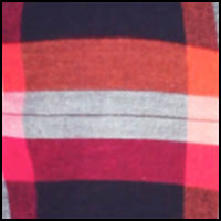 Noctune Large Plaid