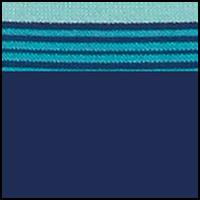 Stripe Navy/ Navy