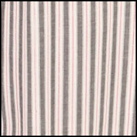 Winter White Stripe