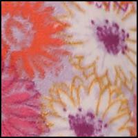 Pastel Lilac Floral