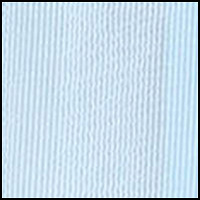 Aqua/White Stripe Yarn