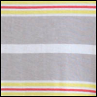 Grey Multi Stripe