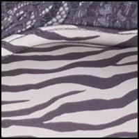Taupe Zebra