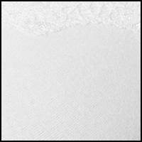 White W/ White Lace