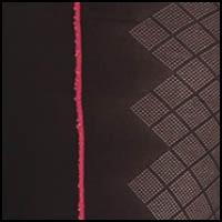 Black/Dahlia Pink