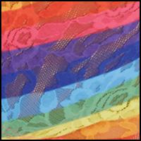Rainbow Stripe-Multi