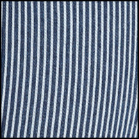 Medium Wash Pinstripe