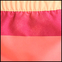 Fuchsia Flash Stripe