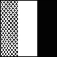 Dot/White/Black