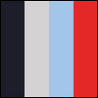 Blue/Grey/Red