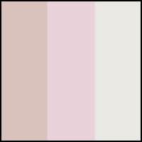 Ivory/Peach/Rose Blush