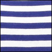Cobalt/White Stripe