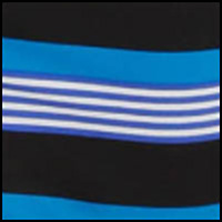 Blue Lagoon Stripe