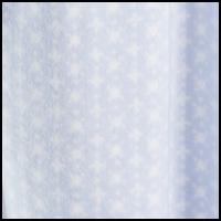 Blue w/White Jacks