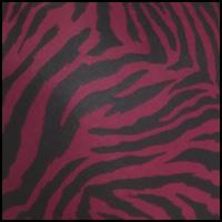Zebra Black/Purple