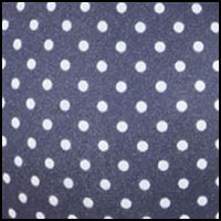 Navy With Dot
