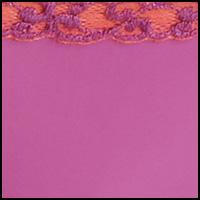 Bright Violet/Melon