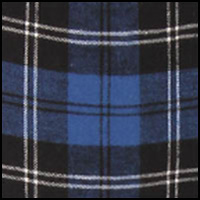 Catamaran Plaid/Blue