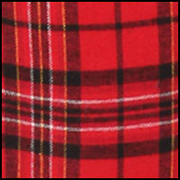 Cottagetown Plaid/Red