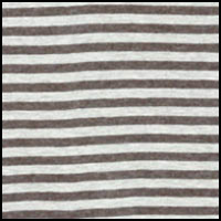 Stripe Heather Grey