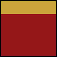 Gold/Deep Red