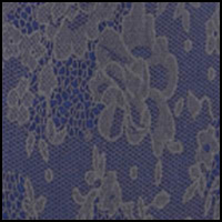 Navy/Smoke Pearl Lace