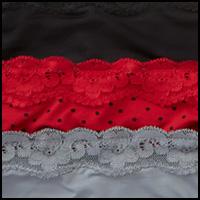 Red Black/Pearl/Black