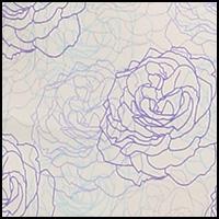 Sketched Rose Print