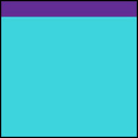 Aquamarine/Purple