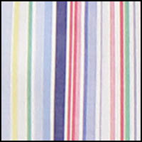 Blue Toulon Stripe