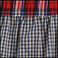 Blake Plaid/Whitny Pld