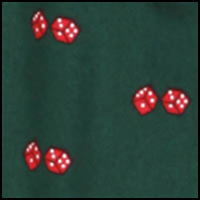 Welsh Green/Dice