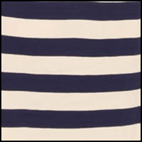 Medieval Blue Stripe