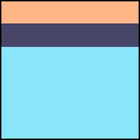 Island Blue/Blue/REF
