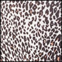 Leopard Shimmy Print