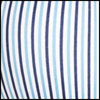Nautical Stripe/Grey