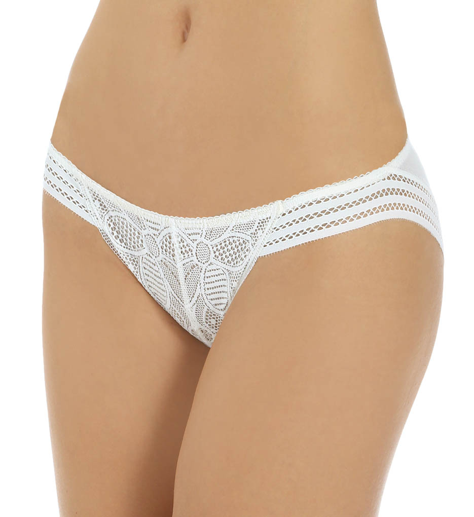 Huit >> Huit ARPJ22 Arpege Low Waisted Brief Panty (IVO L)