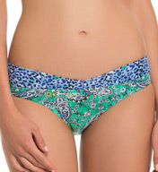 Blush Swimwear Urban Jungle V-Front Swim Bottom 603332P