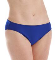 Lauren Ralph Lauren Beach Club Solids Classic Hipster Swim Bottom LR6GA93