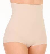 Self Expressions Body Con High Waist Boyshort Panty 00236