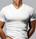 Jersey V-Neck T-Shirt - 3 Pack
