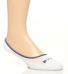 Mesh Top No Show Sport Ped Socks