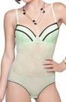 Serena Stretch Lace Bodysuit