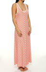 Stripe Hype Maxi Gown