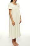 Sweet Lemonade Short Sleeve Ballet Nightgown